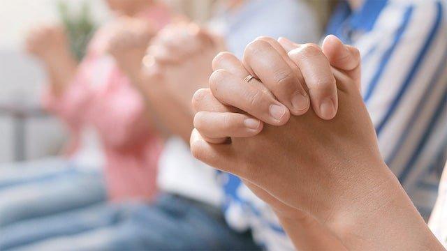 Wie Betet Man Richtig